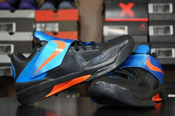 First Impression: Nike Zoom KD IV (4
