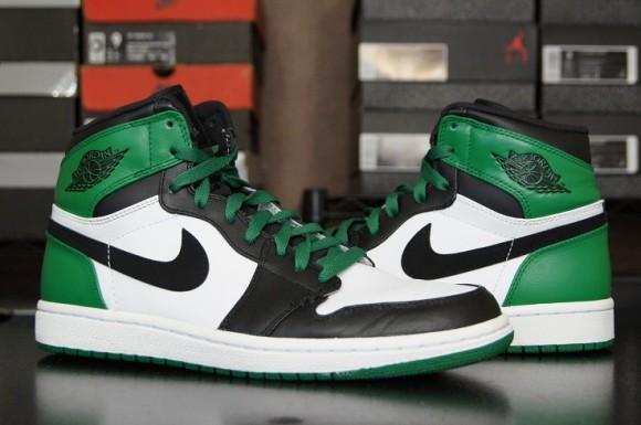 First Impression: Air Jordan I (1