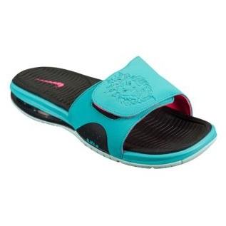 Nike Air LeBron Slide 'South Beach' Now