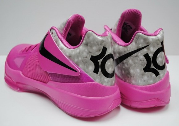 Nike Zoom KD IV (4) Think Pink/ Aunt