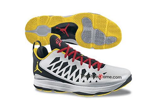 Jordan CP3.VI - Spring 2013 Lineup