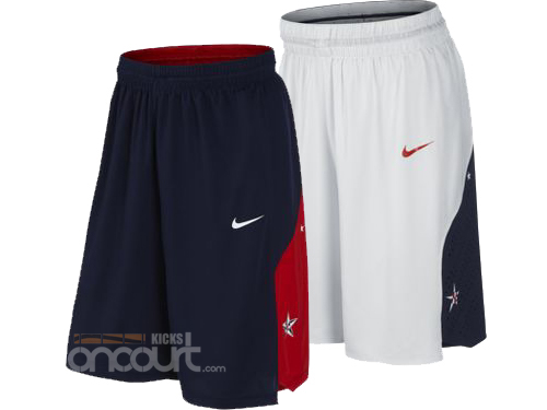 designer fashion innovative design sale uk Nike Hyper Elite Authentic USA Basketball Shorts - WearTesters