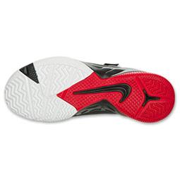 Nike LeBron Zoom Soldier VI (6) Black White University Red