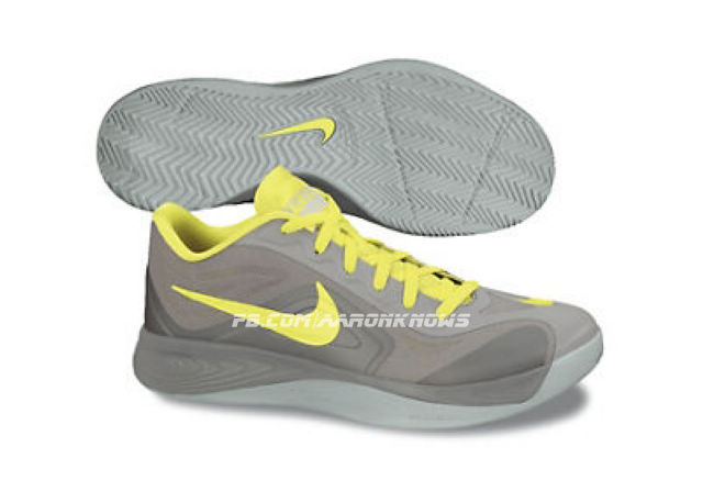Nike Zoom Hyperfuse 2012 Low - Spring