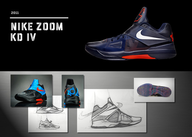 Game: Nike Zoom KD IV - WearTesters