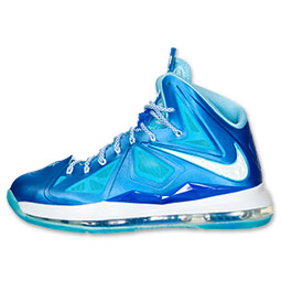 LeBron X (10) 'Blue Diamond