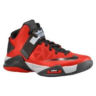 Nike Zoom Soldier VI (6) University Red Wolf Grey Black