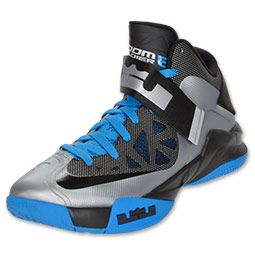 Nike Zoom Soldier VI (6) Black/ Silver