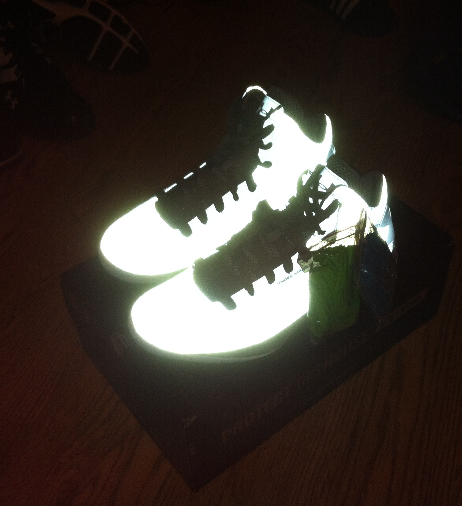 Under Armour Micro G Torch