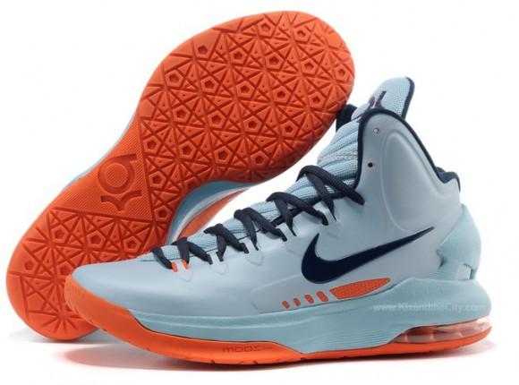 kd 1 Orange Kevin Durant shoes on sale