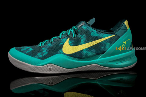 Nike-Kobe-8-Green-Yellow-1