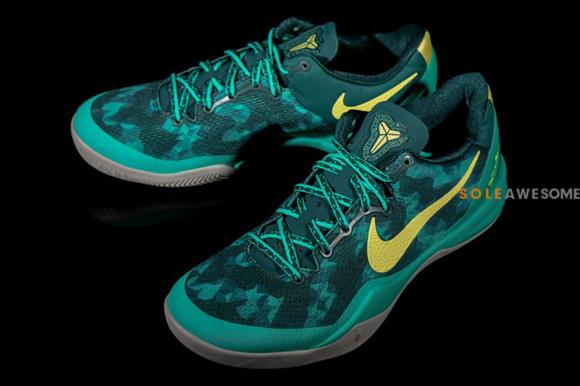 Nike-Kobe-8-Green-Yellow-5