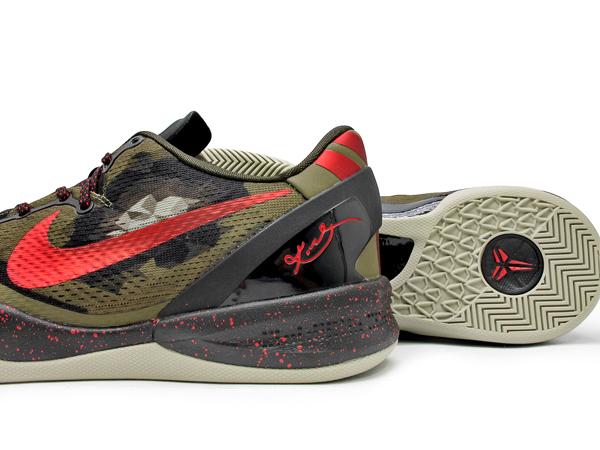 Nike Kobe 8 SYSTEM 'Python' - A Closer