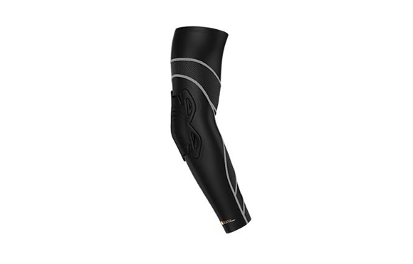 Shock-Doctor-Velocity-Shockskin-Basketball-Arm-Sleeve-&-Core-Compression-Sleeve-Review-2