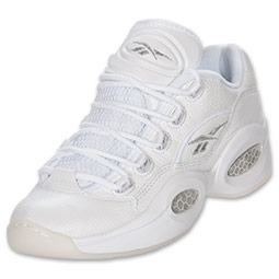 Reebok Question Low White White – Available Now