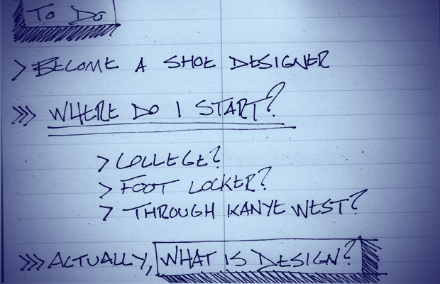 10 Steps to Becoming a Sneaker Designer