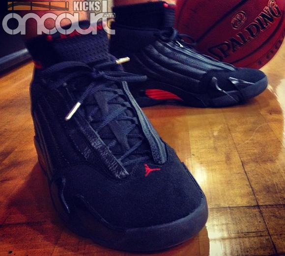 Air Jordan Project – Air Jordan XIV Retro Performance Review 3