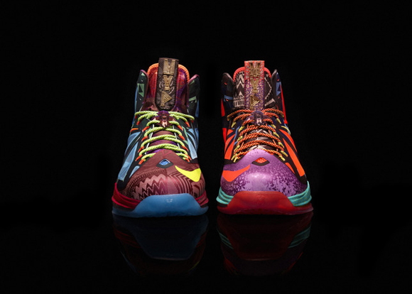 Nike Marks LeBron James's Most Valuable