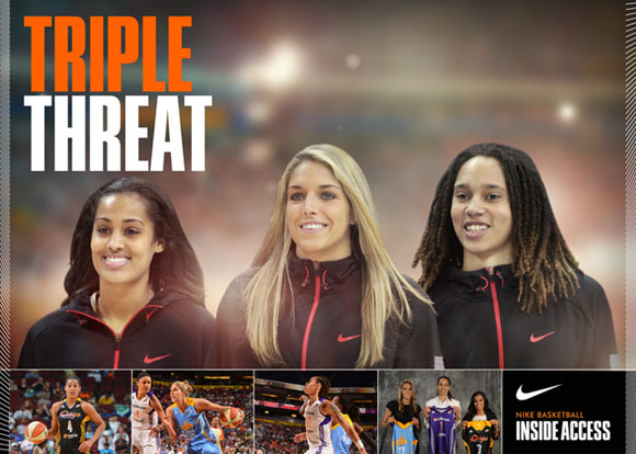Inside Access The Next Generation of Women's Basketball 1