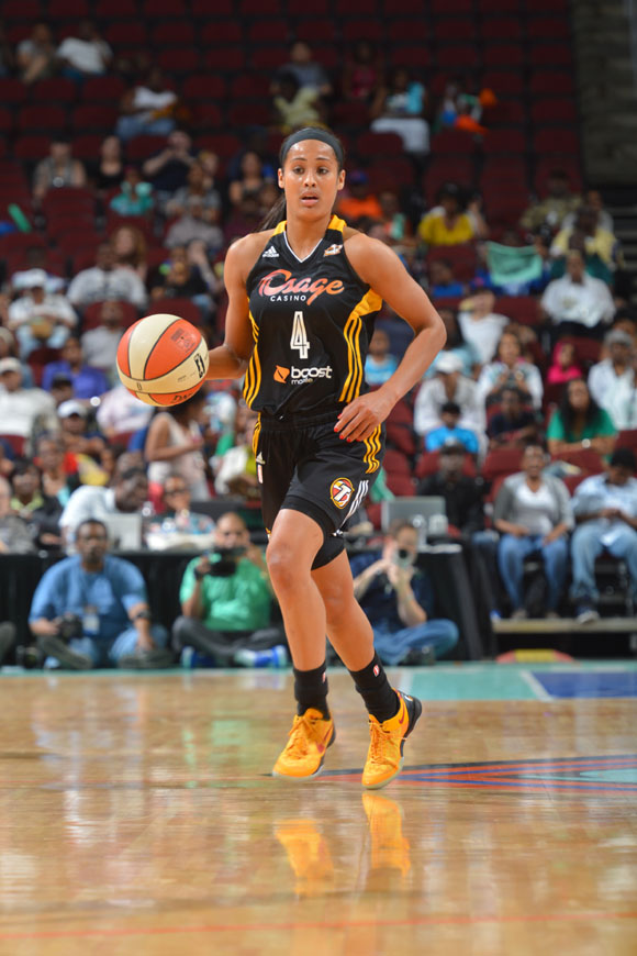 Tulsa Shock v New York Liberty