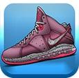LeBron Sneaker+ iPhone App