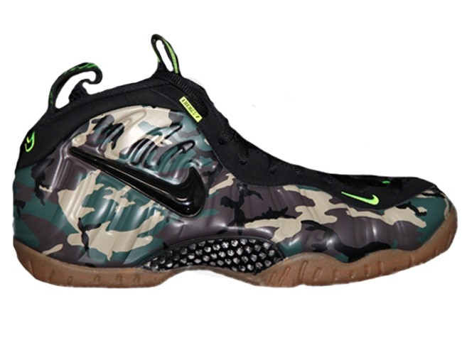 Nike Air Foamposite Pro 'Camo' – Available for Pre-Order