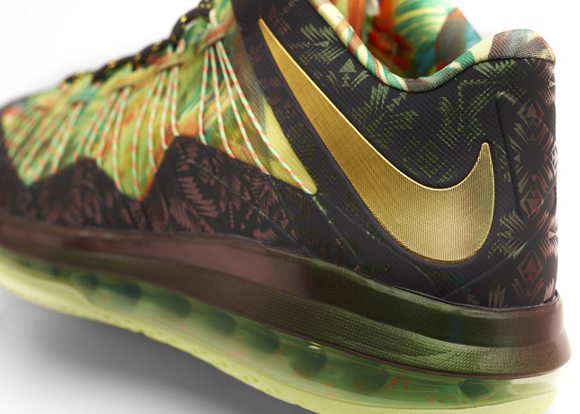 Nike Celebrates LeBron Jame's Back-to-Back Championships with Limited Edition Championship Pack 10