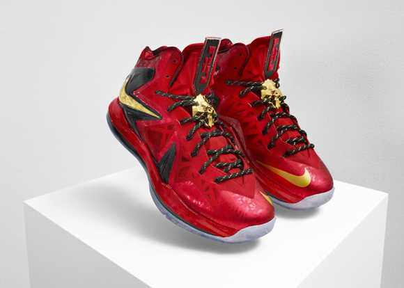 Nike Celebrates LeBron Jame's Back-to-Back Championships with Limited Edition Championship Pack 3