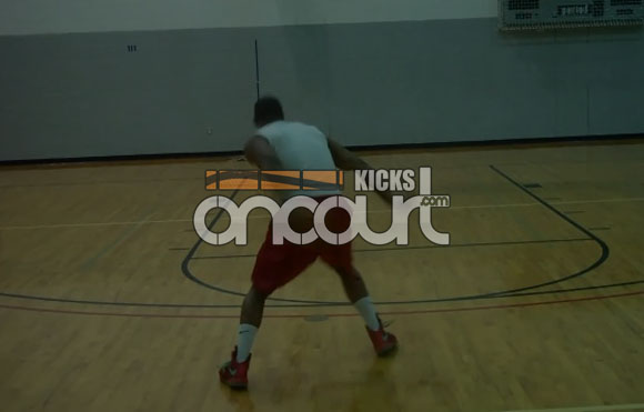 Randy Booker Ball-handling Series Behind The Back Crossover Tutorial