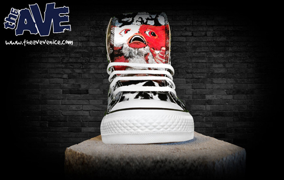 The Ave Venice x racPOP 'After Midnight' Converse Chuck Taylor High 3