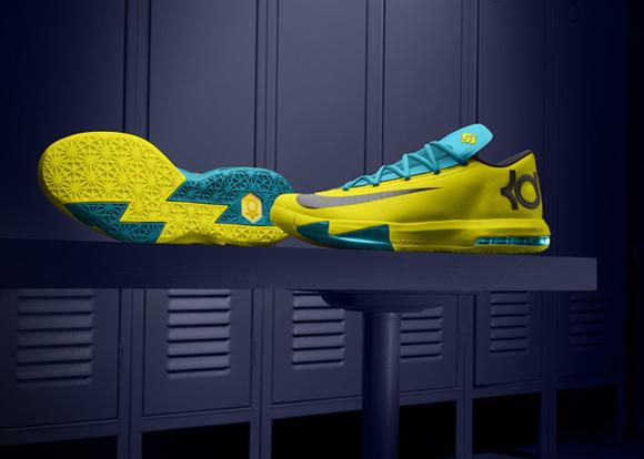 The KD VI Kevin Durant's Most Transformative Shoe 2