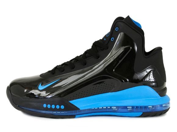 Nike Hyperflight Max Black Blue Hero 1