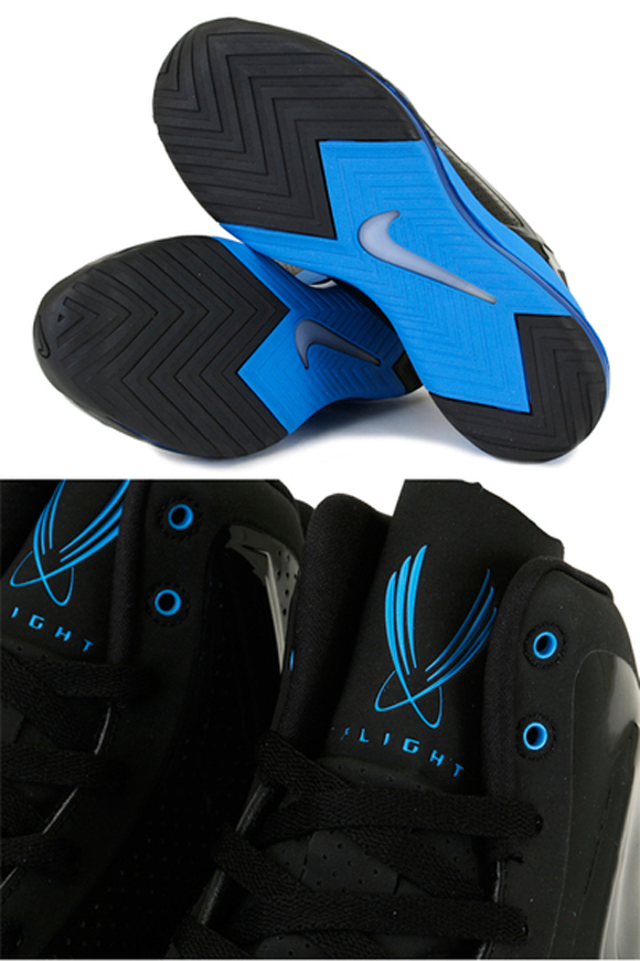 Nike Hyperflight Max Black Blue Hero 3