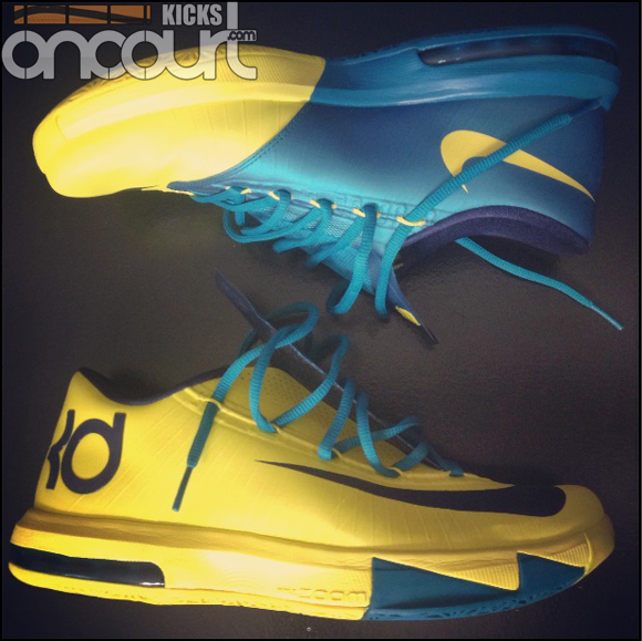 Nike KD VI Performance Review 6