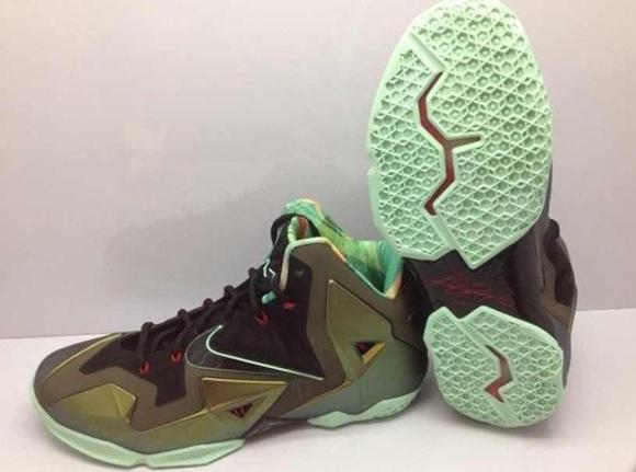 Nike LeBron XI – Another Look