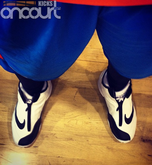 Nike Zoom Flight '98 'The Glove' Performance Review 5