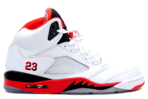 Air Jordan 5 Retro 'Fire Red' – Available for Pre-Order
