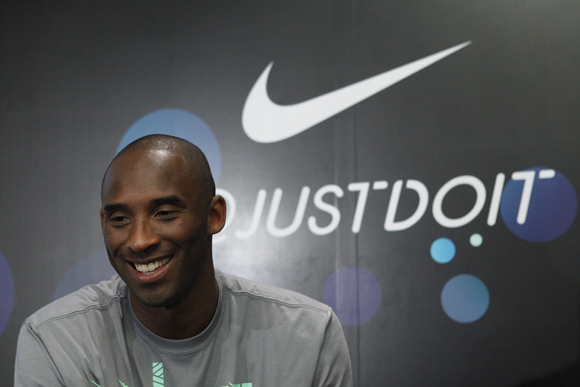 NIKE HOSTS KOBE BRYANT ON TOUR TO INSPIRE YOUNG 1ATHLETES