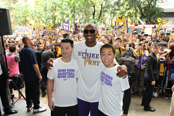 NIKE HOSTS KOBE BRYANT ON TOUR TO INSPIRE YOUNG ATHLETES5