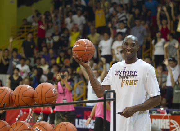 NIKE HOSTS KOBE BRYANT ON TOUR TO INSPIRE YOUNG ATHLETES8