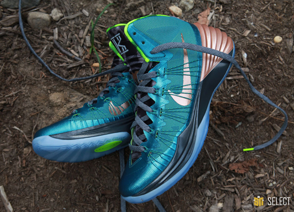Nike Hyperdunk 2013 Kyrie Erving PE - Up Close & Personal 6