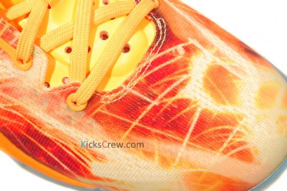 Nike Kobe 8 SYSTEM 'Fireworks' – Detailed Look 5