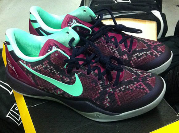 Nike Kobe 8 SYSTEM 'Pit Viper' – Another Look 1
