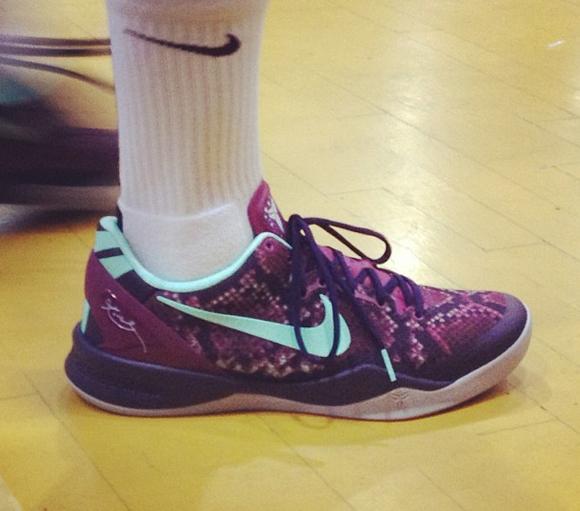 Nike Kobe 8 SYSTEM 'Pit Viper'
