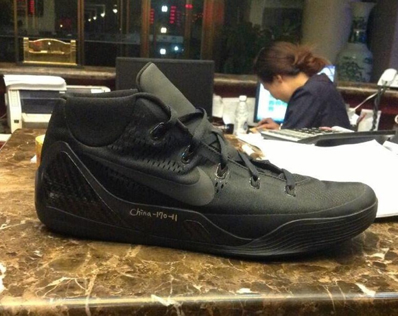 Nike Kobe 9 Wear Test Sample 1