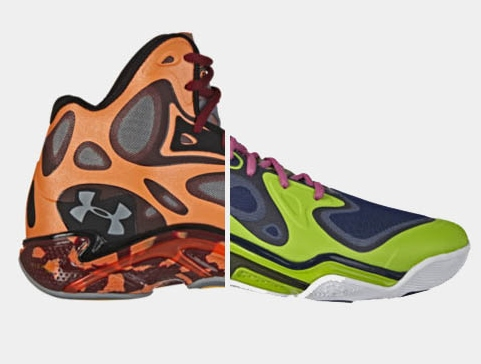 Under Armour Anatomix Spawn – More Colorways Available