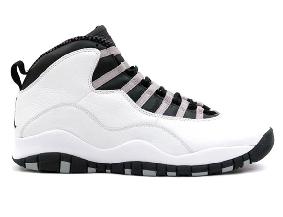 Air Jordan 10 Retro 'Steel' - Available for Pre-Order