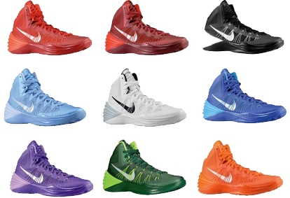 Nike Hyperdunk 2013 TB Colorways - Available Now