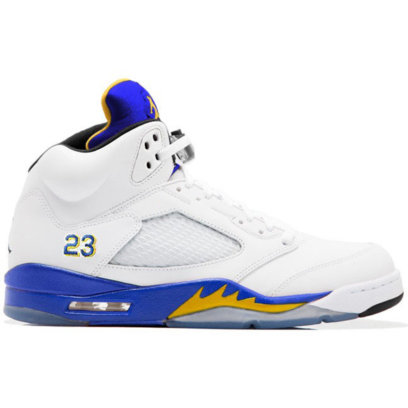 Air Jordan 5 'Laney' – Available for Pre-Order