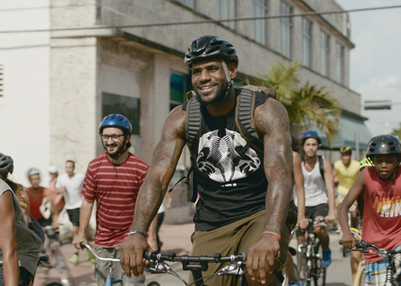 Nike Basketball & LeBron James Training Day 6